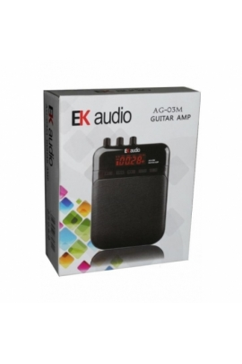 EK AUDIO MINI AMPLIFICADOR AG03M