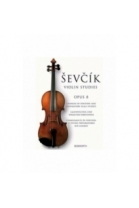 SEVCIK OP.8 VIOLIN STUDIES BOSWORTH