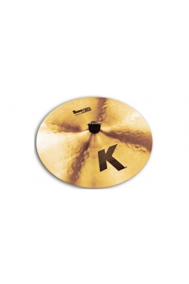 PLATO ZILDJIAN K DARK THIN CRASH 16""