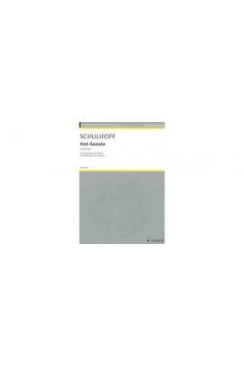 HOT SONATE SCHULHOFF SCHOTT