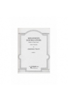 MELODIOUS DOUBLE STOPS VIOLIN V.2 TROTT SCHIRMER