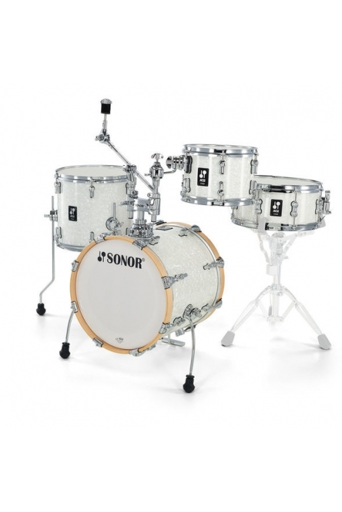 BATERÍA SONOR AQ2 SAFARI WHITE PEARL