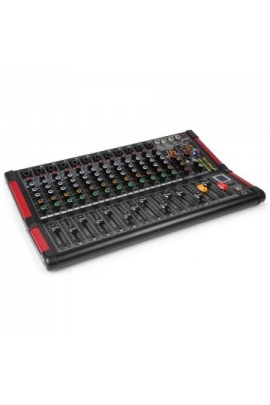 MESA POWER DYNAMICS PDM-M1204 12 canales con DSP